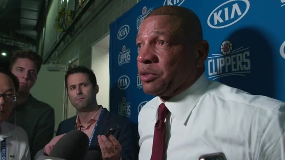Post-Game Sound | Doc Rivers (10.24.19)