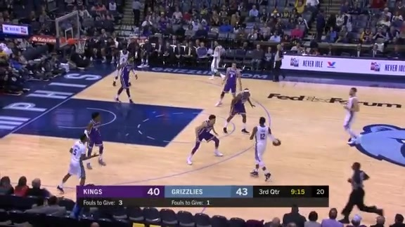 Dillon Brooks scores career-high 22 points