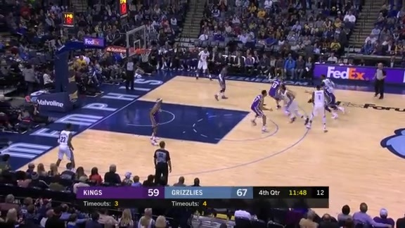Grizzlies vs. Kings highlights 1.19.18