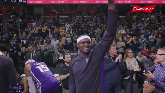 GrizzMo: Zach Randolph's return
