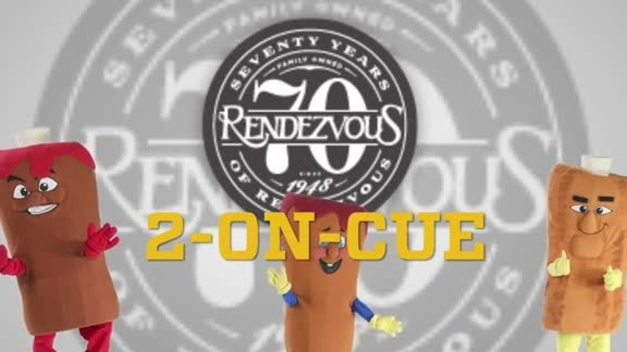 Rendezvous 2 on Que Challenge 1.22.18
