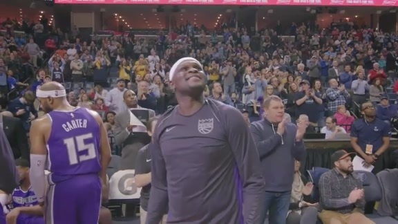 Extended Cut: Z-Bo Comes Home