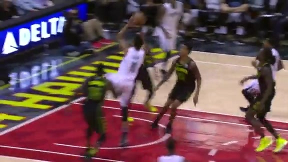 Chalmers threads the needle to Rabb