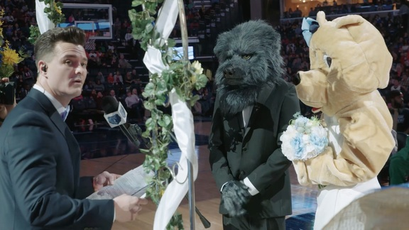 Alexis All-Access: Grizz Wedding
