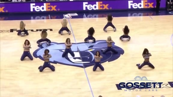 Grizz Girls 2.23.18