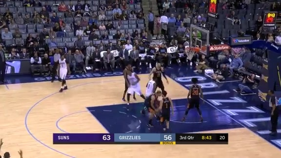 Gasol scores 22 points against Phoenix