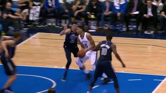 Grizzlies @ Mavericks highlights 3.10.18