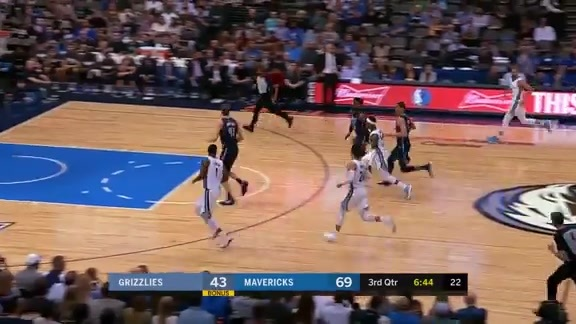 Brooks scores 17 points in Dallas