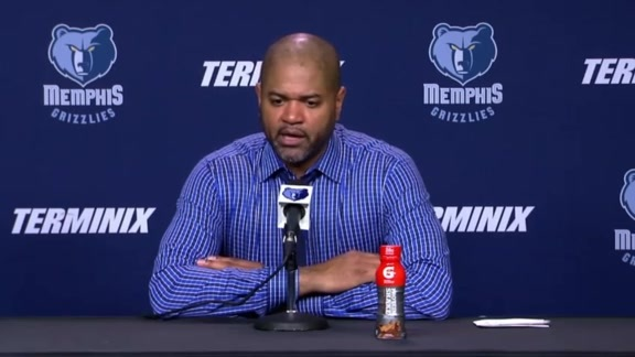 MEMvDEN: Postgame press conference 3.17.18