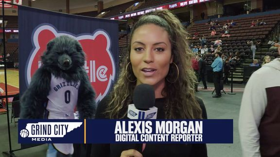 Alexis All-Access: Hustle Fan Appreciation Night