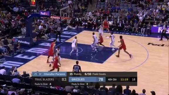 Simmons glides to the rim