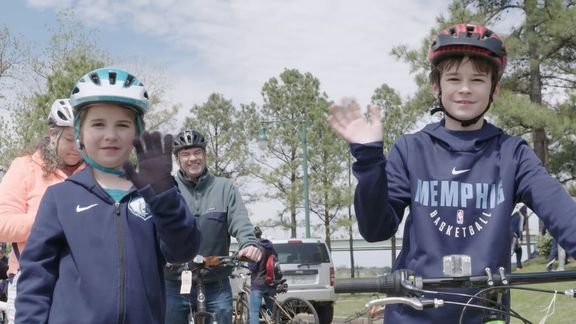 Ninth Annual Tour de Grizz presented by Blue Cross Blue Shield of TN