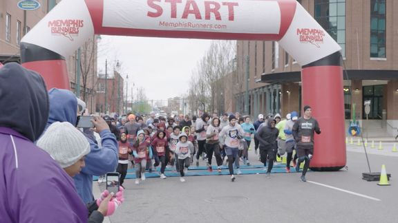 2018 Grizzlies 5k presented by the Live Love Memphis Group