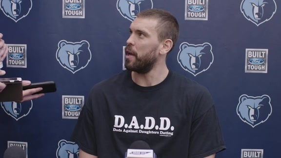 2017-18 Exit Interview: Marc Gasol