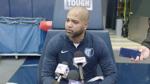 2017-18 Exit Interview: J.B. Bickerstaff