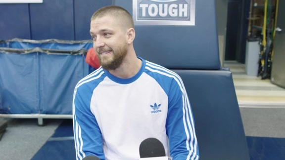 2017-18 Exit Interview: Chandler Parsons