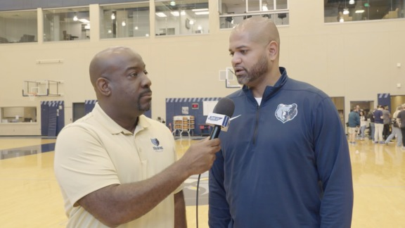 Michael Wallace goes 1 on 1 with J.B. Bickerstaff