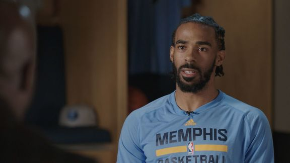 Grind City Conversation: Mike Conley looks ahead to 2018-19 season