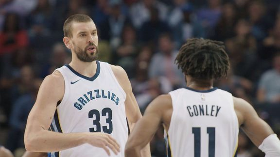 Grind City Media Season Wrap Up: Marc Gasol and Mike Conley