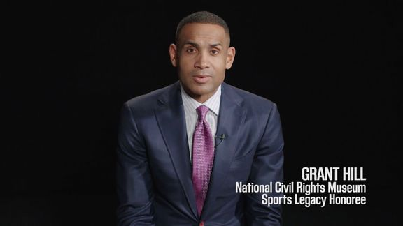 Sports Legacy Honoree's reflect on Dr. King's legacy Part III presented by FedEx