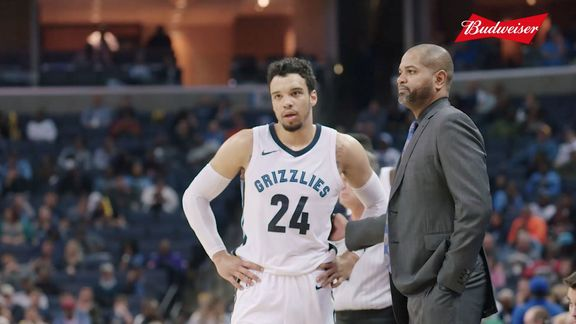 Grizzmo: Dillon Brooks 2017-18 highlights