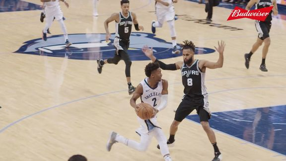 Grizzmo: Kobi Simmons 2017-18 highlights