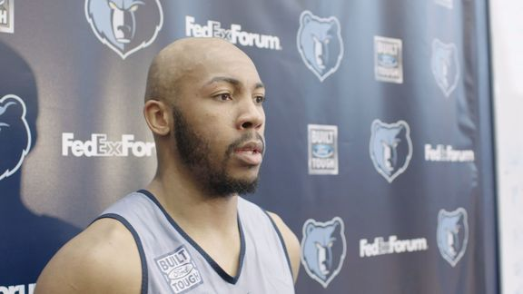6.6.18 Jevon Carter Pre-Draft Workout media availability
