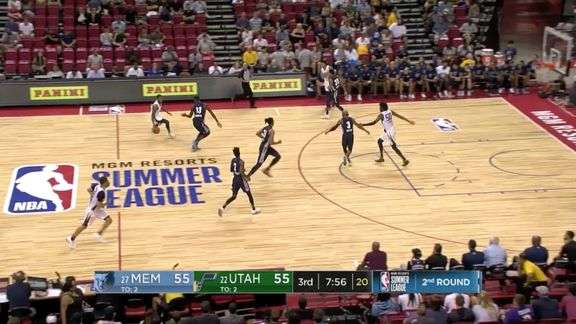 MEM@UTA: Top blocks of the night 7.14.18
