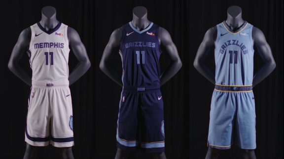 Grit and Grind, Redefined: New Jerseys, Logos, Court