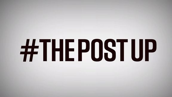 The Post Up with Alexis Morgan 8.10.18