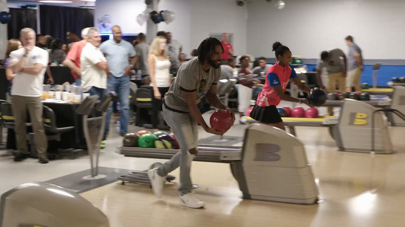 Mike Conley Bowl-N-Bash Recap