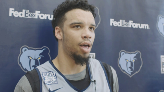 10.01.18 Dillon Brooks media availability