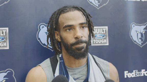 10.01.18 Mike Conley media availability