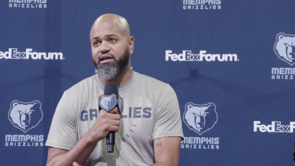 Grizzlies State of the Franchise Chalk Talk recap