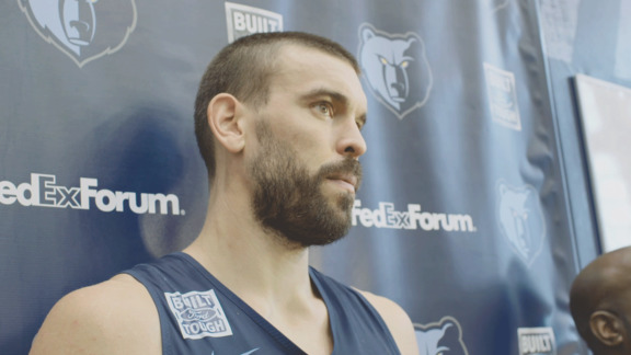 10.3.18 Marc Gasol media availability