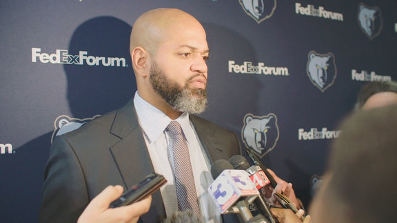 10.15.18 J.B. Bickerstaff media availability