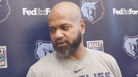 10.18.18 J.B. Bickerstaff media availability