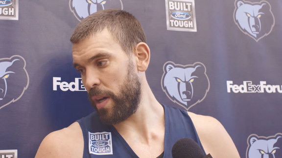 10.18.18 Marc Gasol media availability
