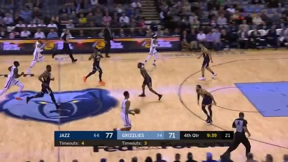 Grizzlies vs. Jazz highlights 11.12.18