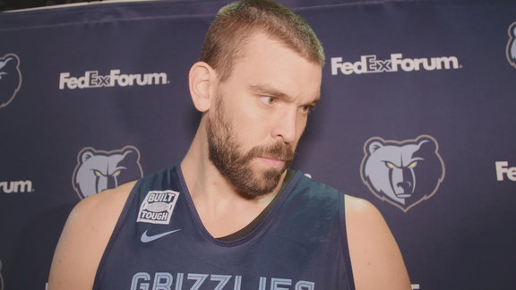 12.5.18 Marc Gasol media availability