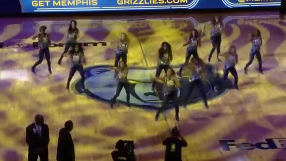 Grizz Girls 12.26.18