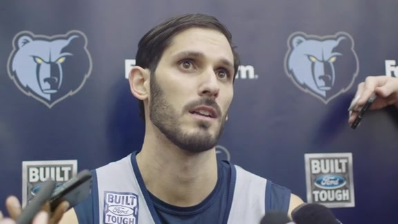 1.3.19 Omri Casspi media availability