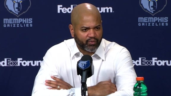 MEMvSAS: Postgame press conference 1.9.19