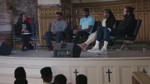 Grizzlies MLK Jr. Student Roundtable Discussion recap
