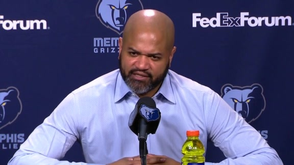 MEMvNOP: Postgame press conference 1.21.19