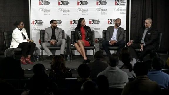 National Civil Rights Museum Panel Discussion