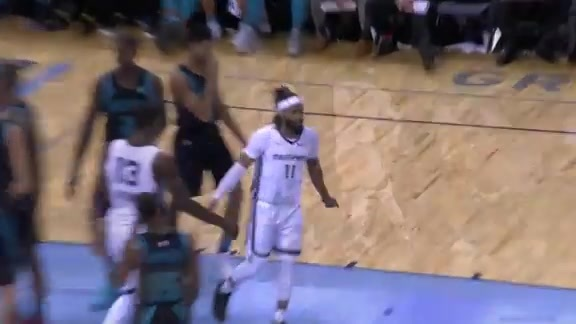 Grizzlies vs. Hornets highlights 1.23.19