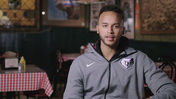 Kyle Anderson on mentoring