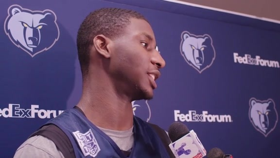 2.8.19 Jaren Jackson Jr. media availability