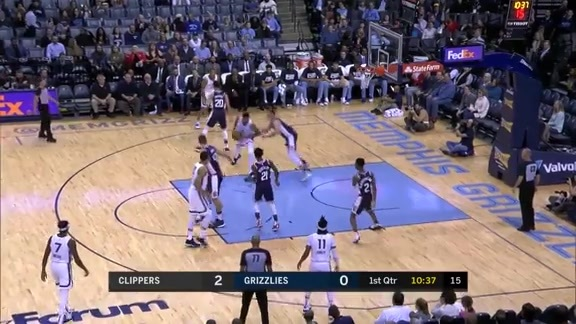 Caboclo spins and scores
